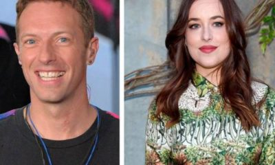dakota johnson innamorata di chris martin