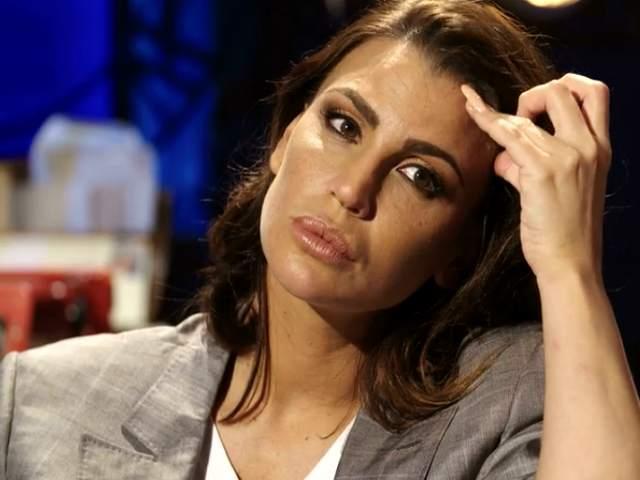 Claudia Galanti Shock: