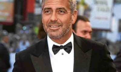 george clooney fake news
