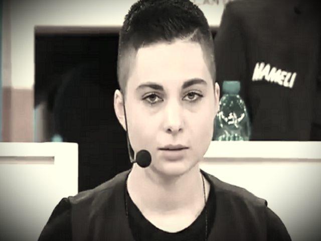 """Giordana piange in diretta, Rudy duro: """"Smettila di fare la vittima!"""""""