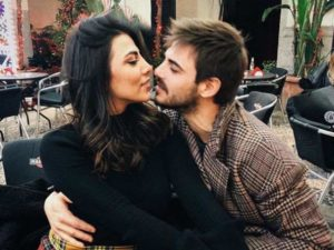 Francesco Monte e Giulia Salemi instagram
