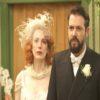 il segreto, matrimonio di severo e irene