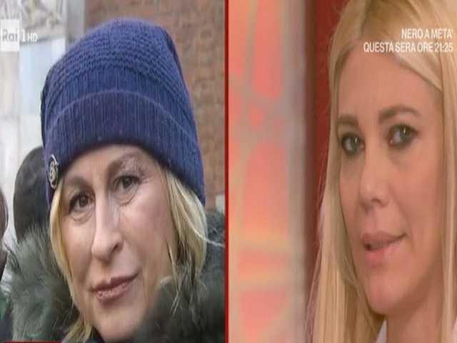 Isabella Mayer a Storie Italiane con Eleonora Daniele