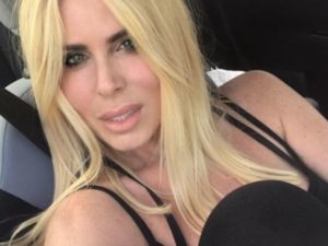 selfie loredana lecciso