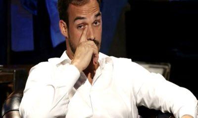 Luca Marin piange