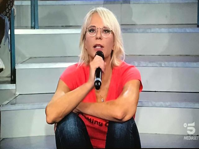 maria de filippi scontri trono over