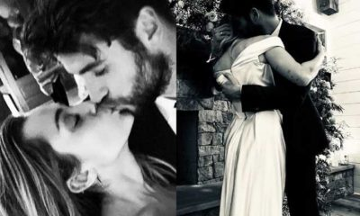 miley cyrus Liam Hemsworth matrimonio