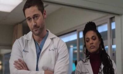 Ryan Eggold e Freema Agyeman in New Amsterdam
