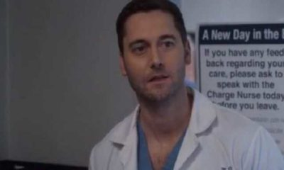 Ryan Eggold in New Amsterdam