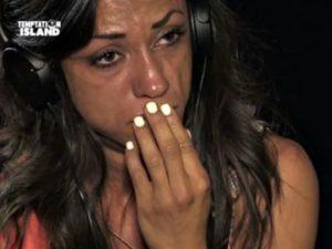 selvaggia roma in lacrime