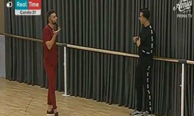 Marco Alimenti Amici 18 ballerino