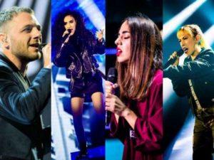Concorrenti finalisti X Factor 2018