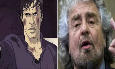Adrian vs Beppe Grillo