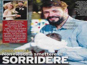 Chico Garcia Il Segreto attore figlia foto