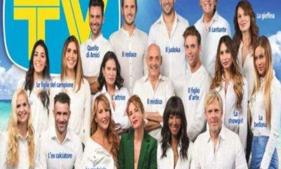 Cast concorrenti isola dei famosi 2019