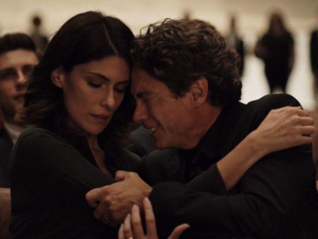 Alessio Boni e Anna Valle