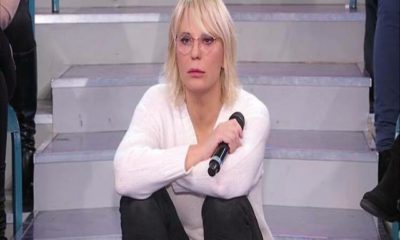 maria de filippi, look trono over