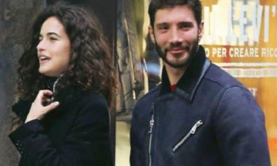 belen incontra chiara nuova fidanzata di stefano de martino