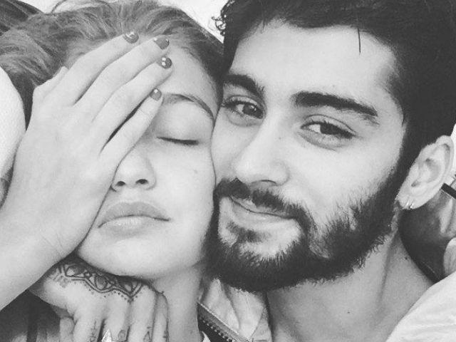 Zayn Malik e Gigi hadid si sono lasciati