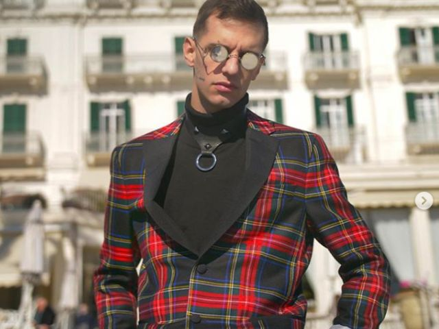 achille lauro conteso tra the voice e x factor
