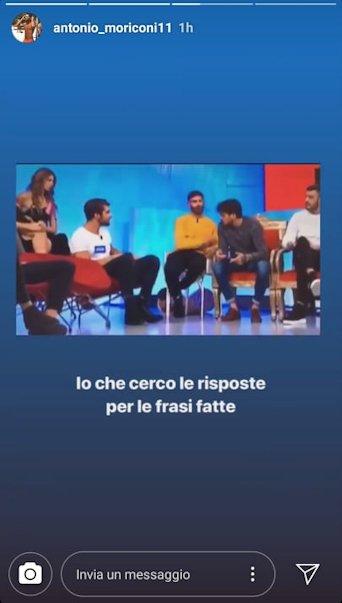 instagram antonio moriconi