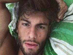 Antonio Moriconi messaggio social