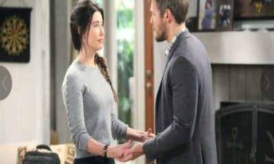 beautiful, steffy in lacrime con liam