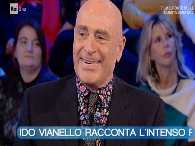 Edoardo Vianello e Antonella Clerici: tutta la verità sulla torta in faccia in diretta tv