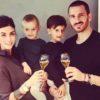 bonucci figli moglie martina