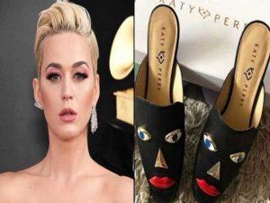 Katy Perry accusato di razzismo per la sua linea di scarpe