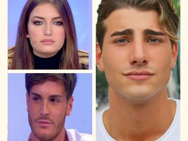 uomini e donne nilufar giordano nicolò