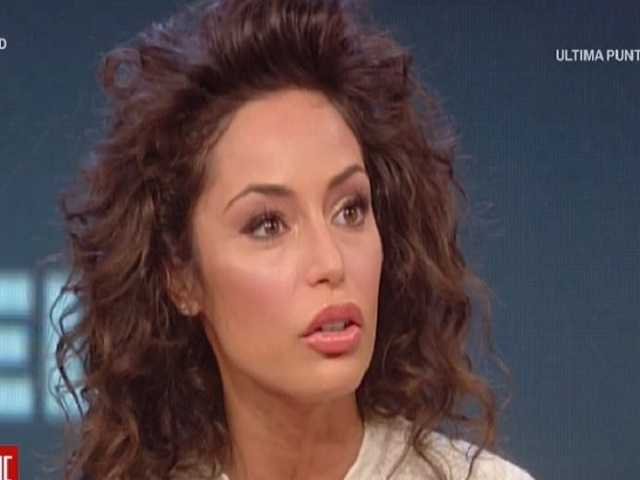 Raffaella Fico a storie italiane