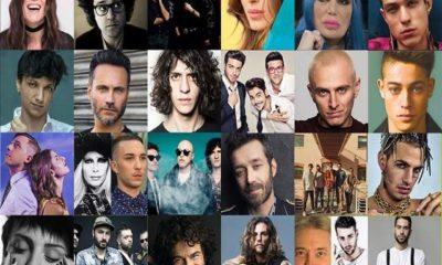 chi sono cantanti sanremo 2019