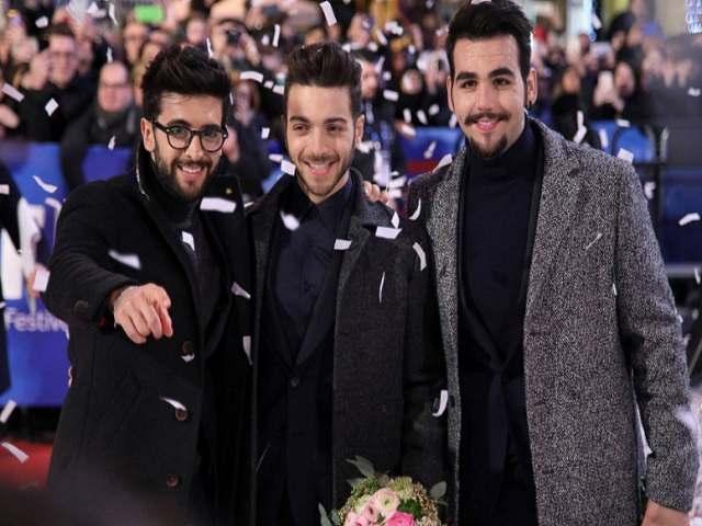Sanremo, almeno sui media il Volo hanno già vinto