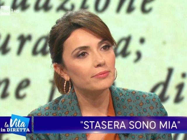Serena Rossi presenta Io sono Mia: la rivelazione su Loredana Bertè