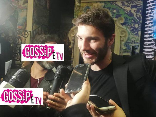 Stefano de martino intervista gossipetv