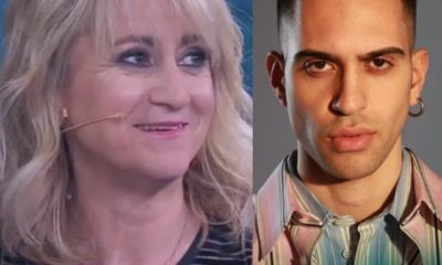 mahmood luciana littizzetto video dietro le quinte che tempo che fa