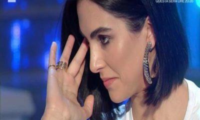 Rocío Muñoz Morales a Domenica In