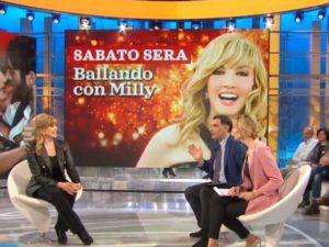 Milly Carlucci annuncio due nuovi concorenti di Ballando con le stelle a La Vita in Diretta