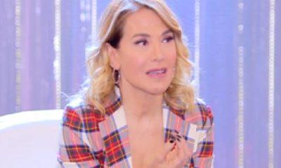 Barbara d'Urso su Fabrizio Corona a Pomeriggio 5