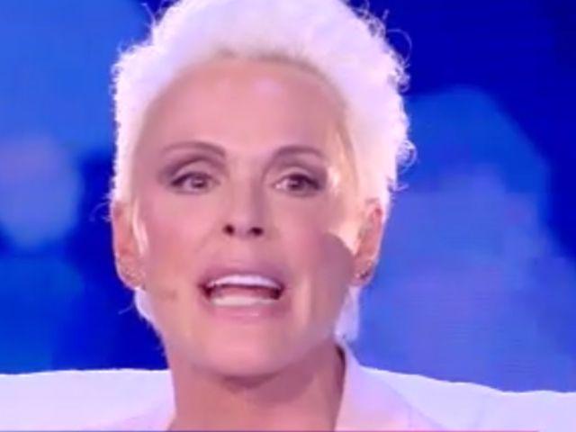 """Brigitte Nielsen emozionata a Live-Non è la d'Urso: """"Grande gioia"""""""
