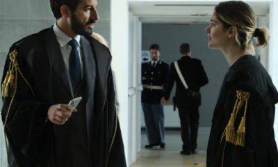 """Vittoria Puccini e Francesco Scanna: al via le riprese del legal thriller """"Il Processo"""""""