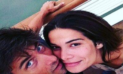 Ilaria Spada e Kim Rossi Stuart matrimonio