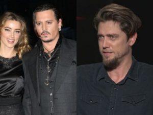 Johnny Depp, ex moglie Amber Heard nuovo fidanzato