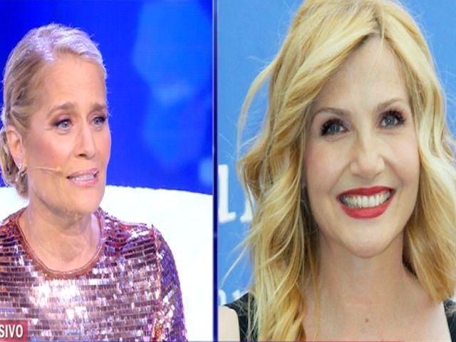 """Heather Parisi dalla d'Urso: """"Lorella Cuccarini? Detesto il populismo"""""""