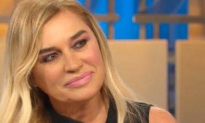 """La vita in diretta, Lory Del Santo: Ho sognato mio figlio, è stato terribile"""""""