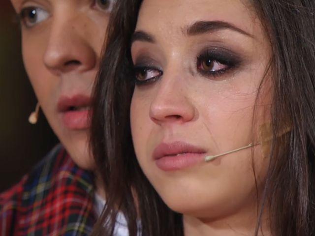 Selvaggia Lucarelli fa piangere Mia Gabusi a Ballando con le Stelle
