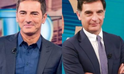 Marco Liorni conduttore di Reazione a catena 2019? Spunta L'ipotesi Tiberio Timperi