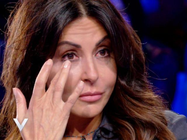 """Sabrina Ferilli in lacrime a Verissimo: """"È un torto enorme"""""""