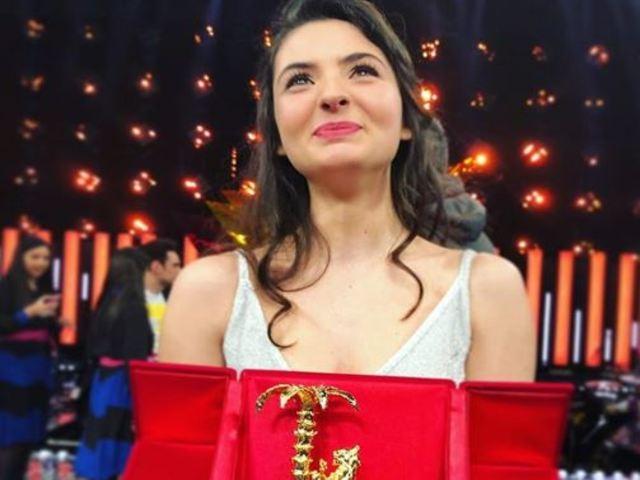 Tecla Insolia vince Sanremo Young 2019 e parteciperà a Sanremo Giovani 2020